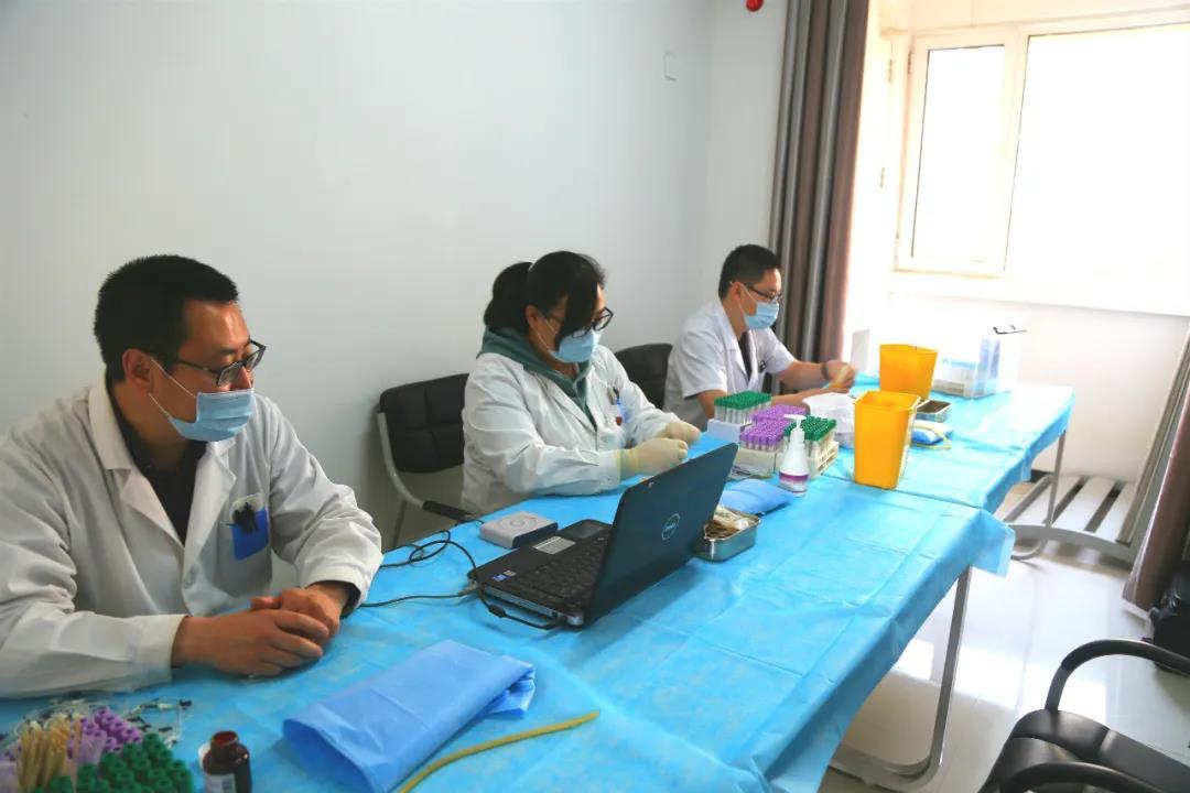 天津ballbet体育平台开展2020年职工职业健康体检工作